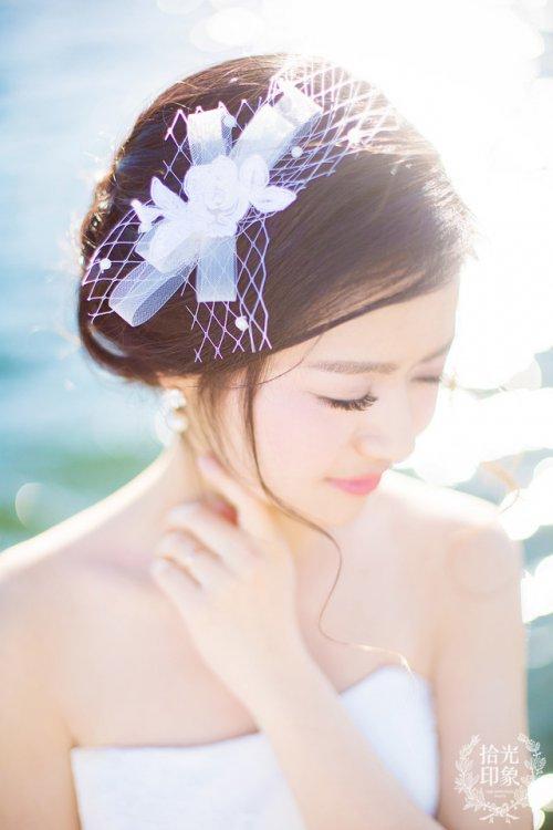 我想和你虚度时光 拾光印象婚纱摄影