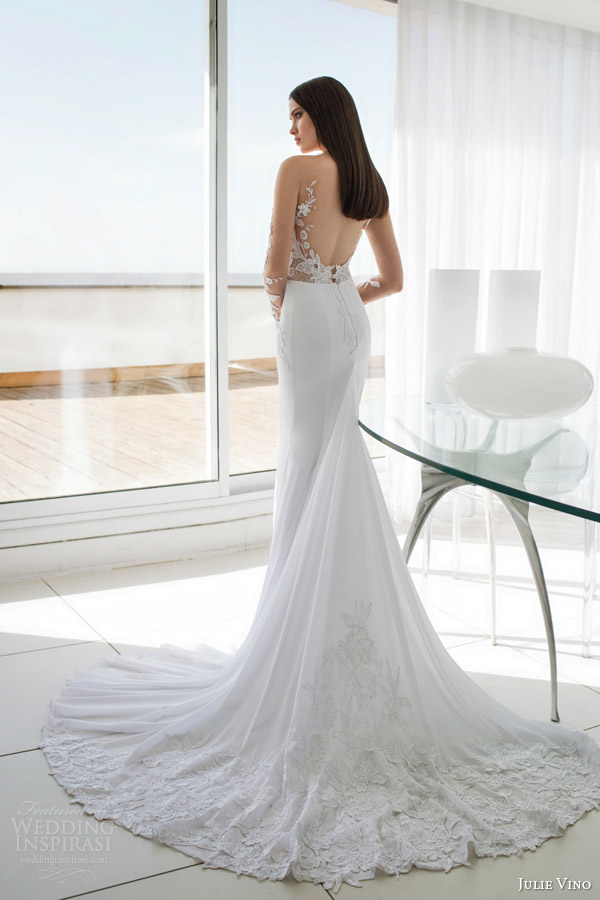 Julie Vino 2015婚纱礼服系列