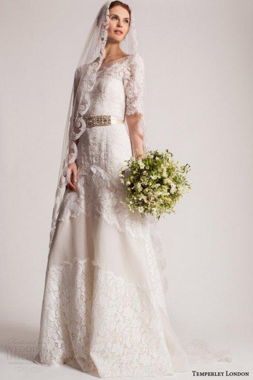 Temperley London 2016夏季婚纱礼服系列