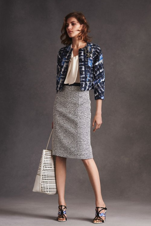 Oscar de la Renta 2016早春 LookBook