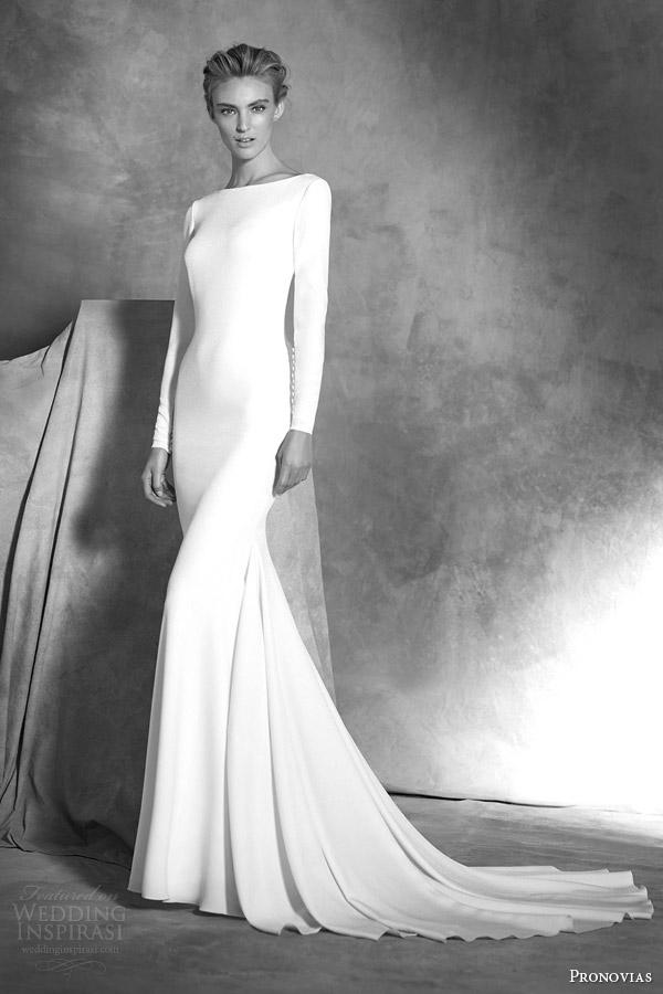 Atelier Pronovias 2016高定婚纱系列