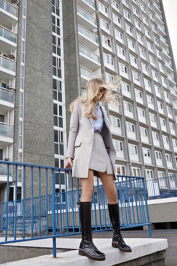 Denisa Dvorakova《Elle》捷克版2016年7月号