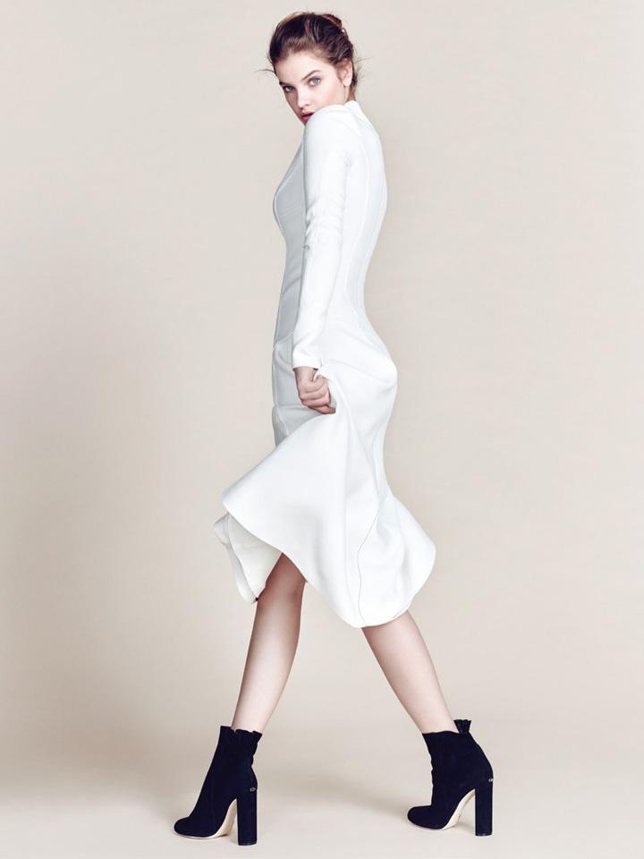 Barbara Palvin《Harper's Bazaar》韩国版2015年6月号