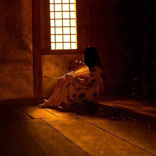 Reylia Slaby摄影作品:日本传说