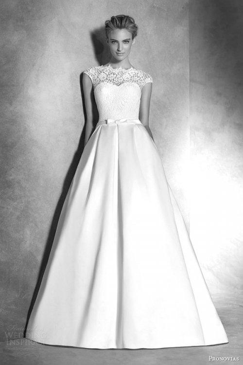 Pronovias 2016婚纱礼服系列