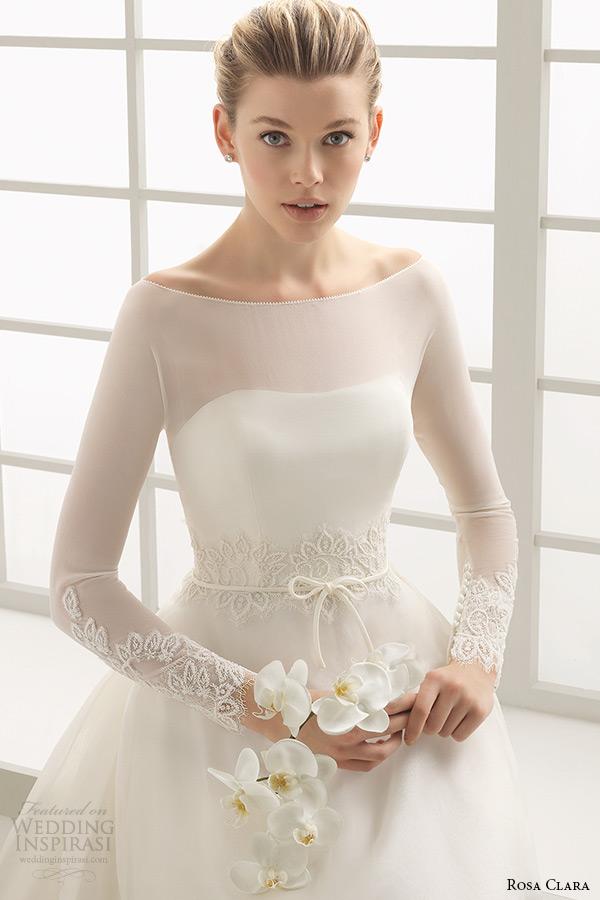 Rosa Clara 2016婚纱系列LookBook
