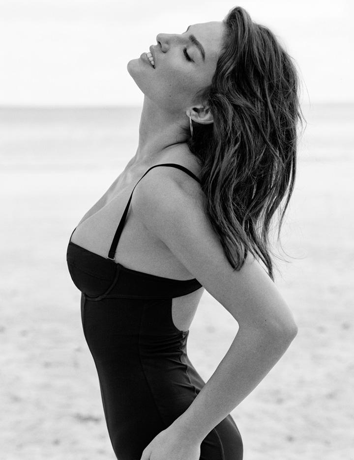 Alyssa Miller《Elle》西班牙版2015年6月号