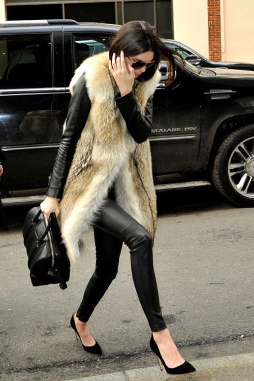 超模Kendall Jenner 最精彩街拍特辑