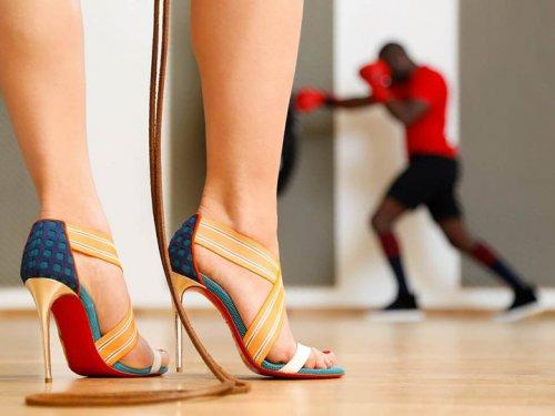 Christian Louboutin 克里斯提·鲁布托 2015秋冬鞋履品牌广告