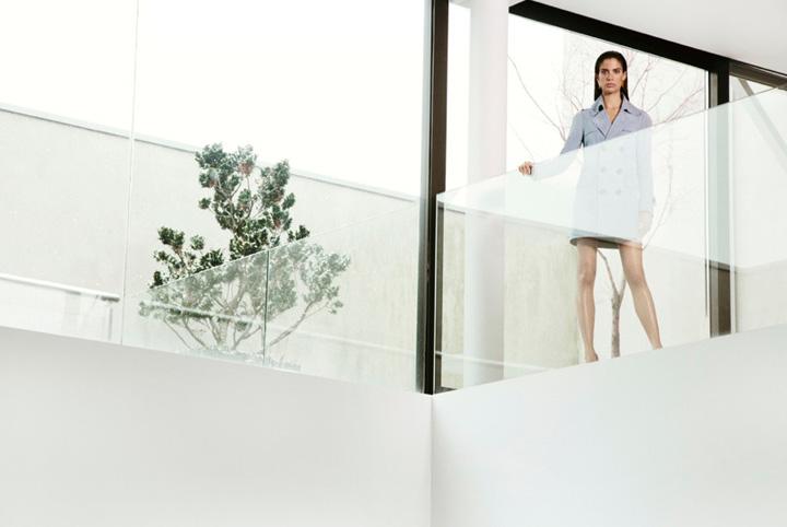 Sara Sampaio《Harper's Bazaar》希腊版2015年6月号