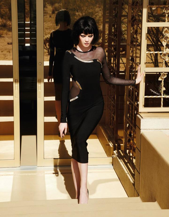 Diana Moldovan《Vogue》台湾版2015年7月号