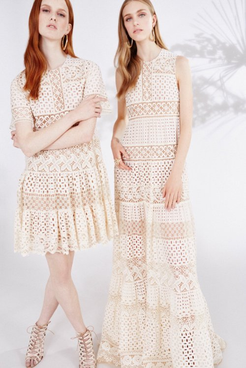 Elie Saab 2016早春 Lookbook