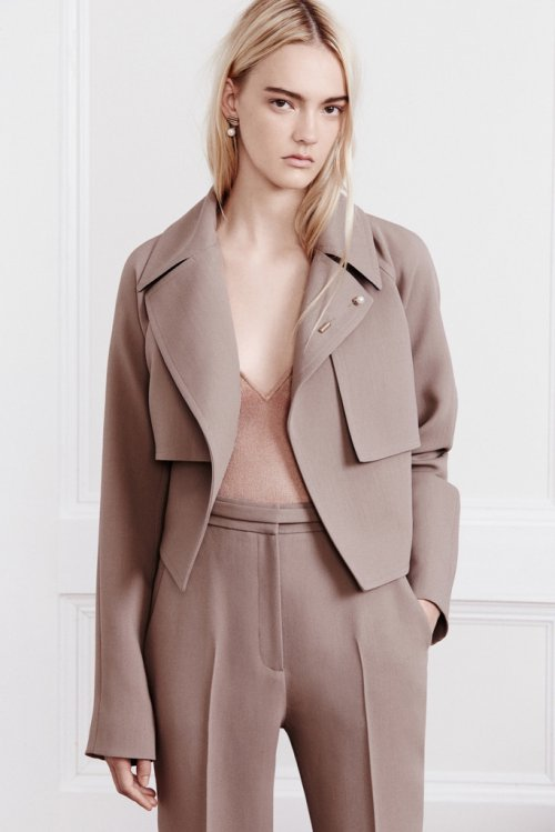 Jason Wu 2016早春 Lookbook