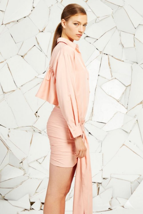 Stella McCartney 2016早春 Lookbook