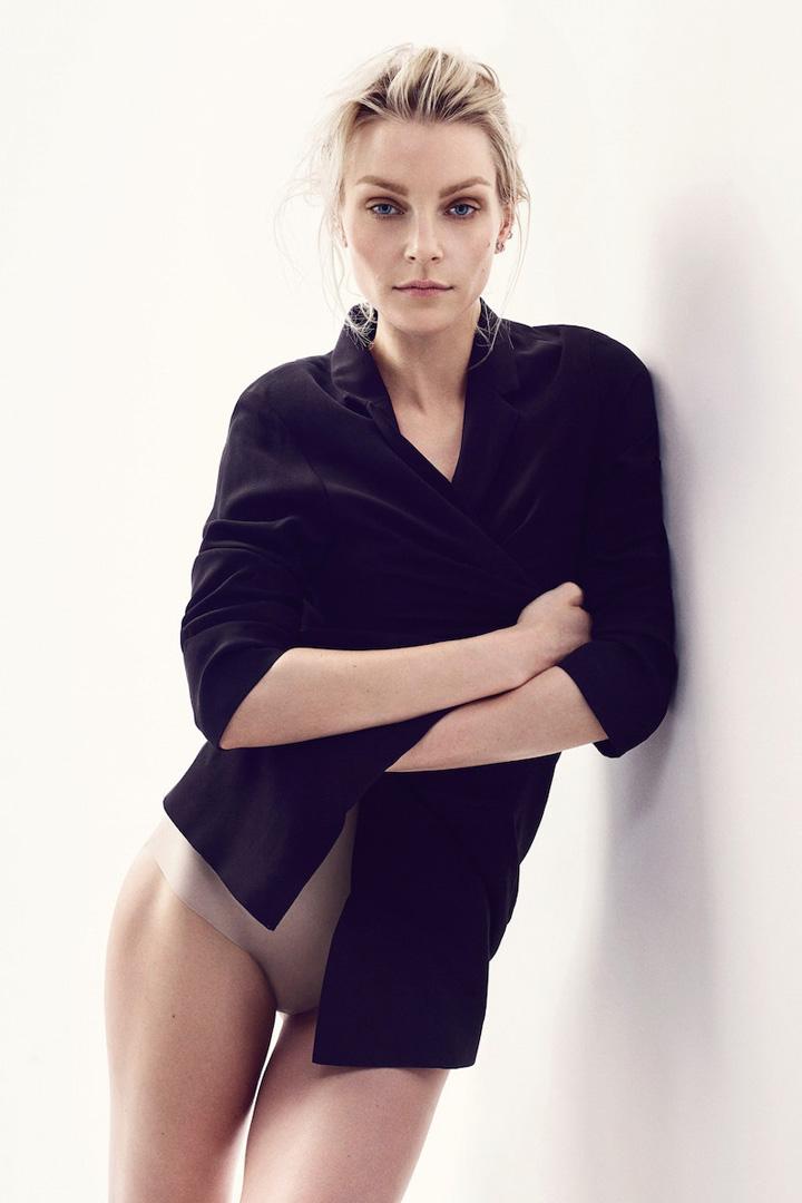 Jessica Stam《S Moda》杂志2016年6月号