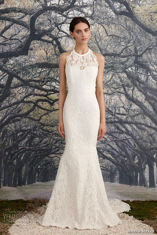 Nicole Miller 2016春夏婚纱系列