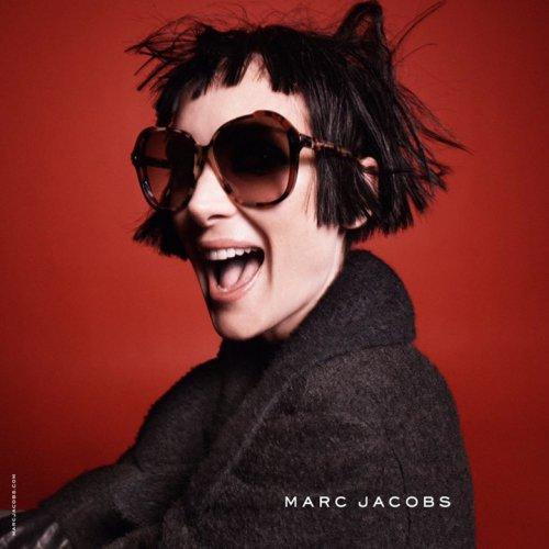 Marc Jacob 2015秋冬商业广告摄影大片 超模Winona Ryder出镜演绎