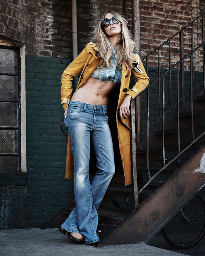 Marloes Horst《Vogue》荷兰版2015年6月号
