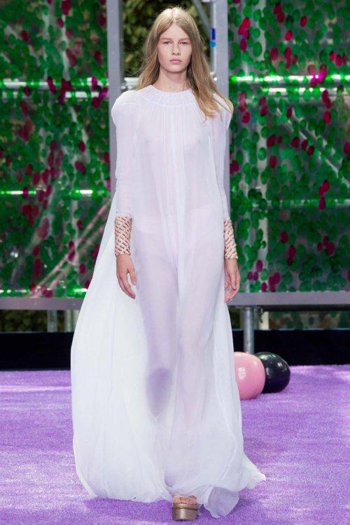 Christian Dior(迪奥)2015秋冬时装秀