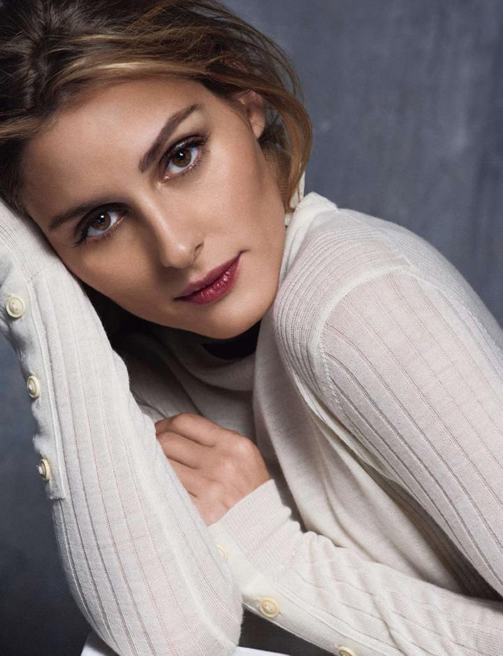 Olivia Palermo《Elle》西班牙版2015年7月号
