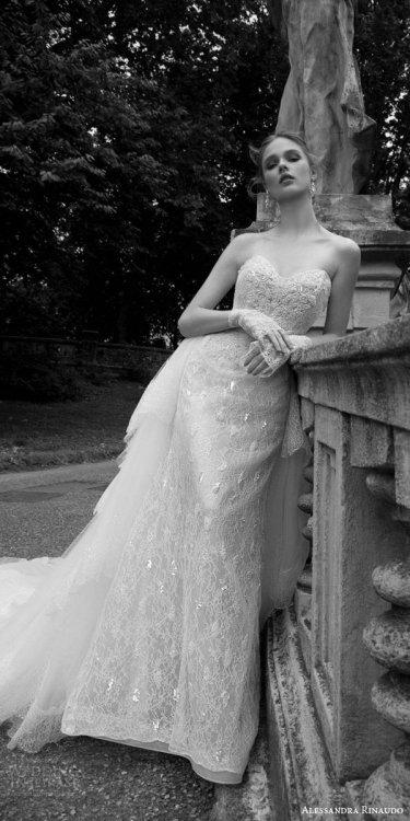 Alessandra Rinaudo 2016婚纱礼服系列
