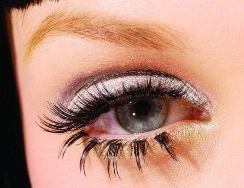 绚丽彩色大眼妆图片 轻松打造魅惑迷人妆容