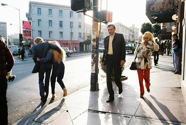 John Harding街头摄影作品:旧金山
