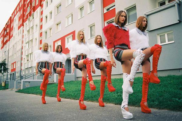 Michal Pudelka时尚摄影作品