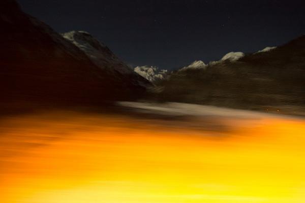 Rolf Sachs摄影作品:从瑞士Chur到意大利Tirano