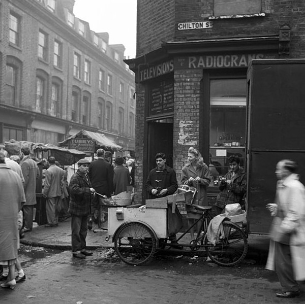 Frederick Wilfred摄影作品:20世纪伦敦