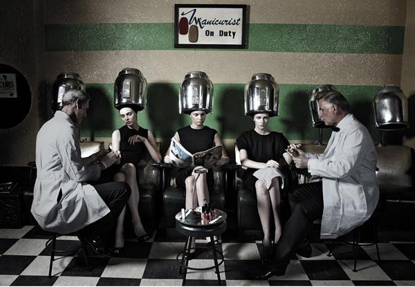 Greg Lotus时尚摄影作品