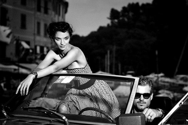 Peter Lindbergh摄影作品:Mariacarla Boscono