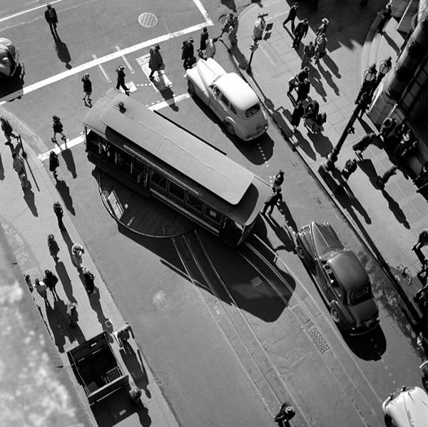Fred Lyon摄影作品:旧金山
