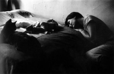 Elliott Erwitt黑白摄影作品