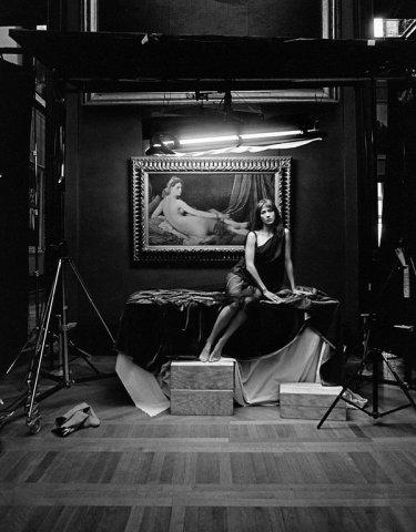 Kate Barry黑白摄影作品