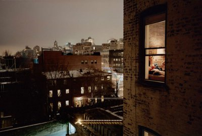 Gail Albert Halaban摄影作品:Out My Window