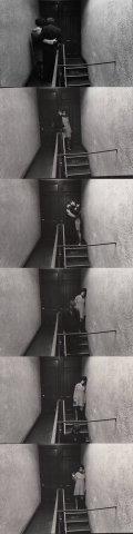 Duane Michals黑白摄影作品