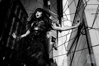 Stephane Sednaoui时尚摄影作品