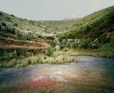 Meike Nixdorf风景摄影作品:泰德峰