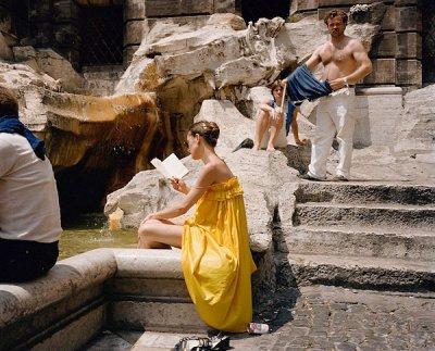Charles H. Traub摄影作品:1980年代的意大利