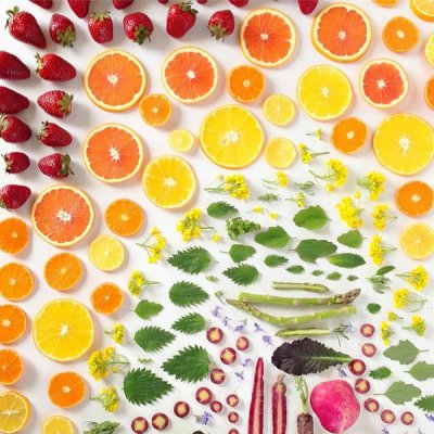 Julie Lee的食物摄影新作