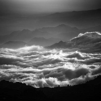 Hengki Koentjoro黑白摄影新作