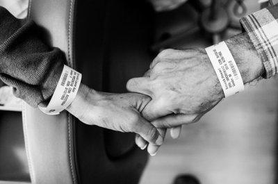 Nancy Borowick摄影作品:癌症家庭