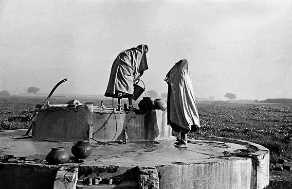 Frank Horvat摄影作品:50年代