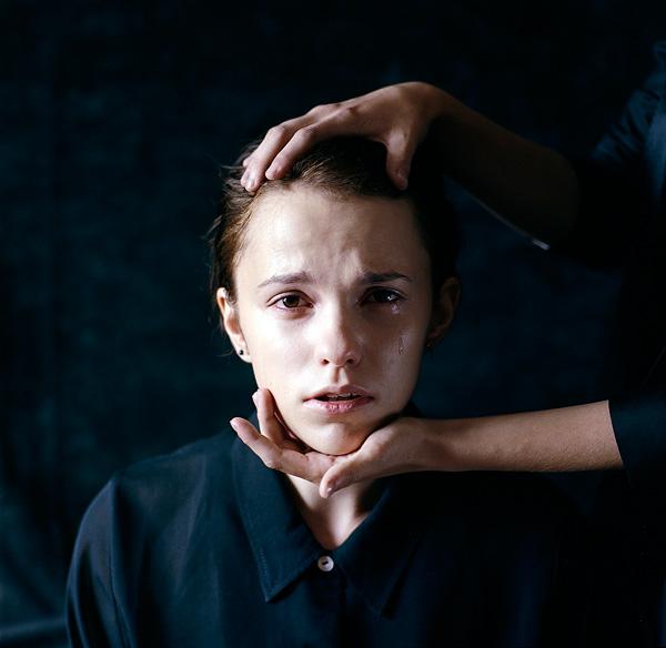 Elizaveta Musienko肖像摄影作品