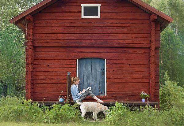 Anna Aden摄影新作