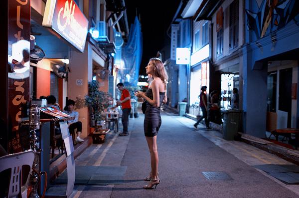 Jon Siegel街头摄影作品