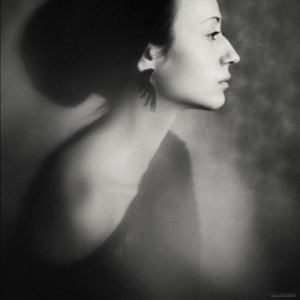 Alexandra Kirievskaya黑白摄影作品