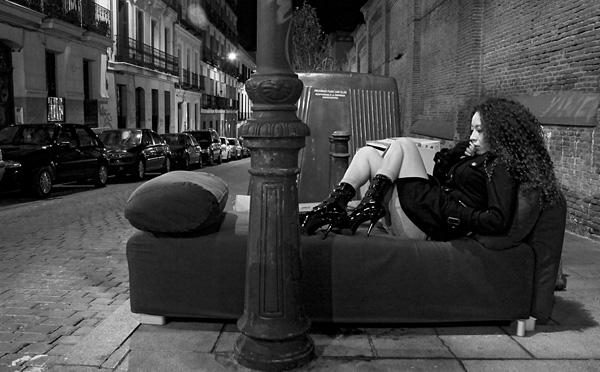 Alejandro Marcos摄影作品:疯狂马德里
