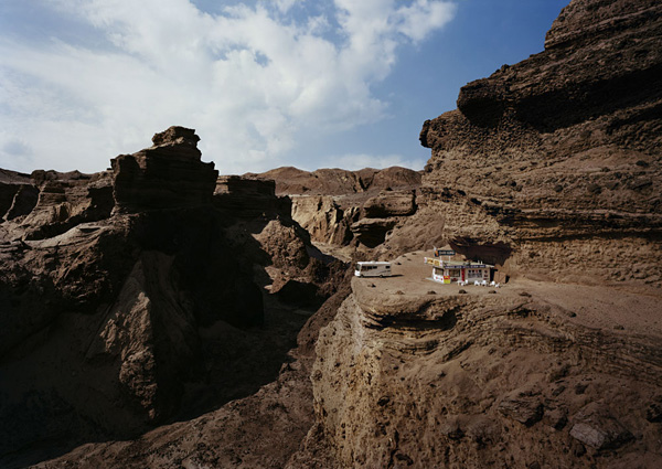 Thomas Wrede摄影作品:Real Landscapes